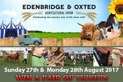Edenbridge Oxted show 2017