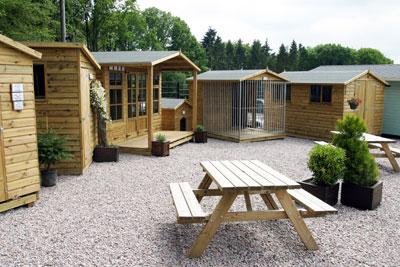 Garden Sheds Kent garden fencing & fence panels | garden decking, sheds & gates.