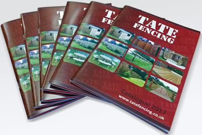 Tate Fencing Brochure 2017