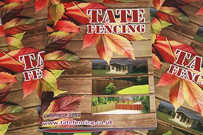 Tate Fencing Brochure 2015