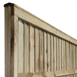 Closeboard Panel Detail