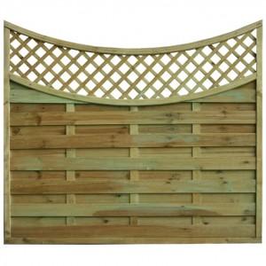 Durham Continental Garden Panel