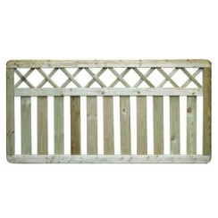 Cottage Fence Panel