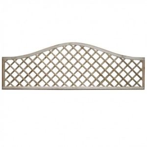 English Rose Omega Top Bay Trellis