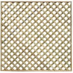 TATE Heavy Diamond Trellis panel
