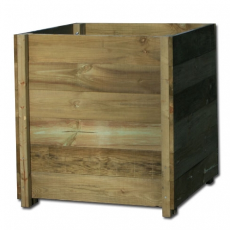 Compost Bin with full sides