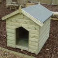 The TATE Fencing Dog Kennel perfect for the family pet