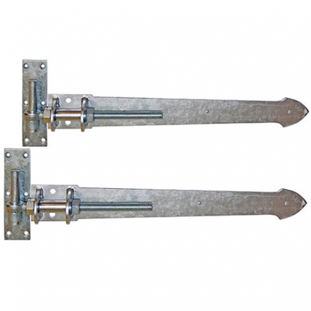 Pair of Adjustable Hook and Bands
