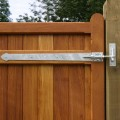 Tate fencing 2 way adjustable hinges, exclusive to Tate Fencing