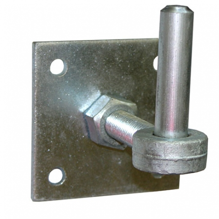 "4"" Hook On Plate - Adjustable"