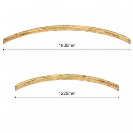 Laminates-trellis-curve