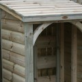 TATE Mini Log Store - side detail