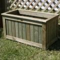 TATE Rectangular Planter