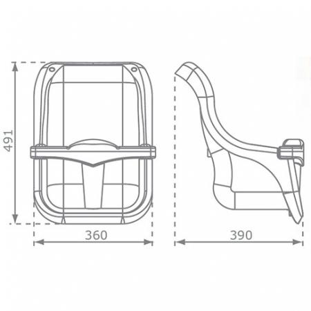 Baby Seat detail