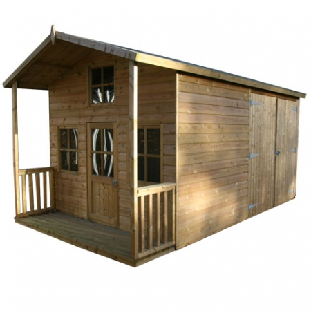 Tom Playhouse Sheds Timber Buildings Tate Fencing