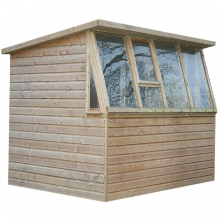 TATE Garden Potting Shed