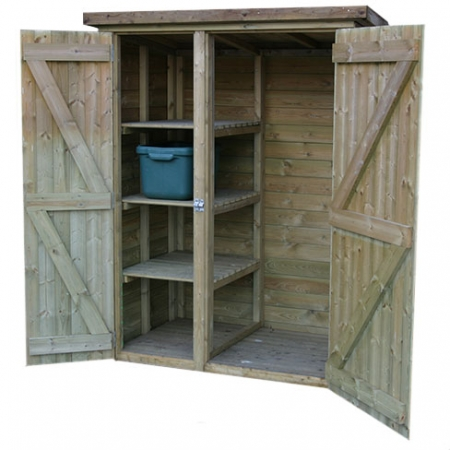 TATE Bin Store, to hide away your dust bin and recycling boxes.