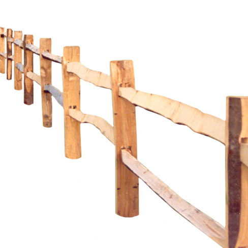 Cleft Chestnut Post And Rail 2 Rail Gt Post And Rail Tate