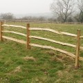 chestnut-fencing-post-and-rail-installed