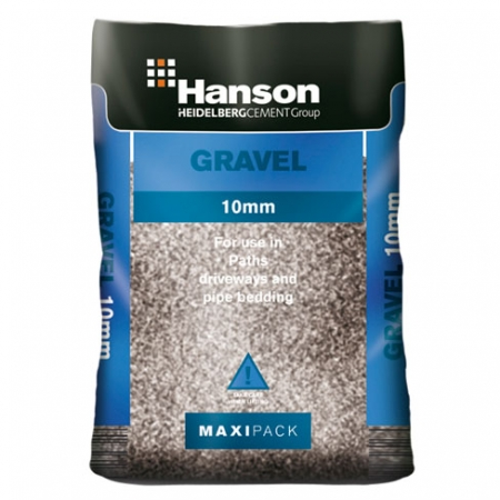 10mm Gravel - Medium Bag