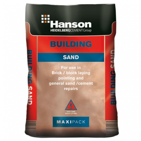 Building Sand - Medium Bag