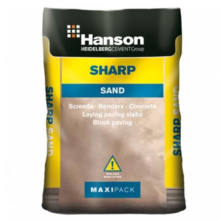 Sharp Sand - Medium Bag