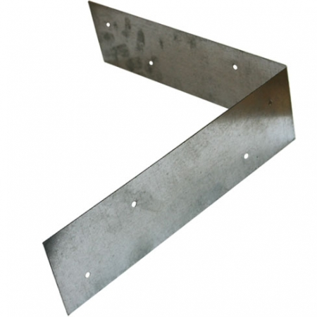 "1 bend Knee Rail Strap - 3"" wide"