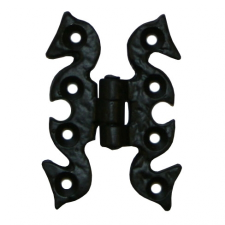 Black Butterfly Hinges