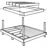 Decking Framework