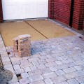 Stablemass Landscaping Fabric - under block paving driveway