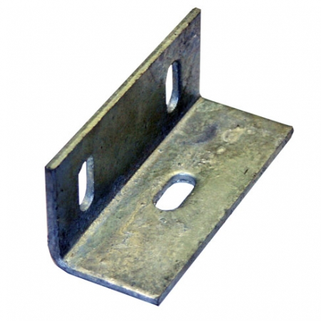 125 x 50mm metal angel cleat for building steps