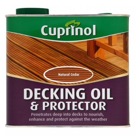 Cuprinol Timbercare - Decking Oil