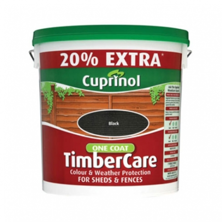 Cuprinol Timbercare - Extra Value Pack