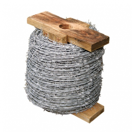 200m roll of high tensile barb wire