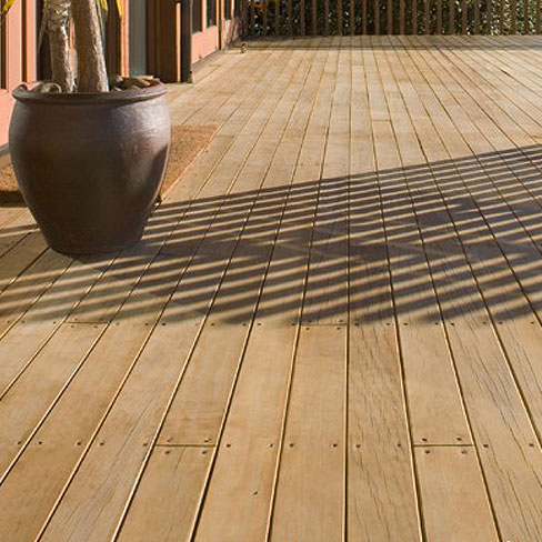 softwood radiata pine decking boards decking board