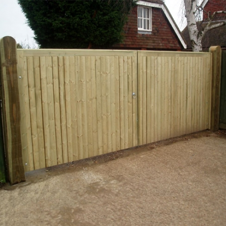 Wooden Driveway Gates Double Single Entry Gates Windsor