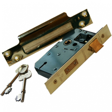 5 Lever Mortise Sashlock