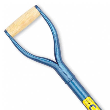 Carter All Steel Shovel Handle Detail