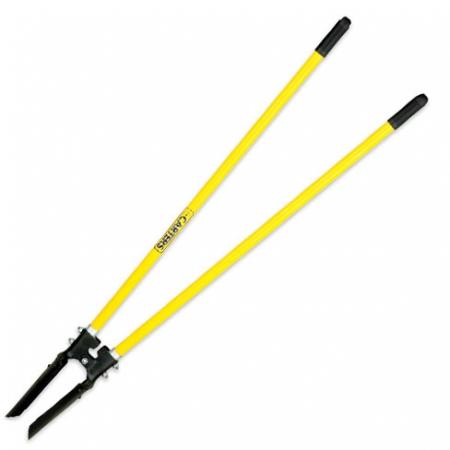Lightweight Carter Post holer with fibreglass handles.