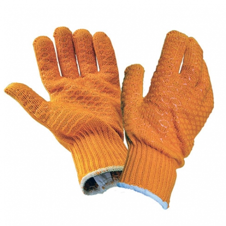 Scan gripper gloves extra grip on shiny wet materials
