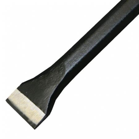 Roughneck digging bar chisel blade end