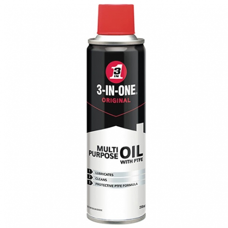 3-IN-ONE Multipurpose Oil Aerosol, with PTFE