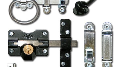 Standard & Heavy Frame Gate Fittings