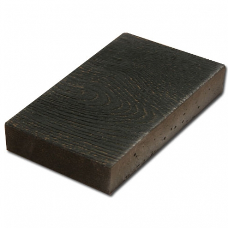 Charred decking board