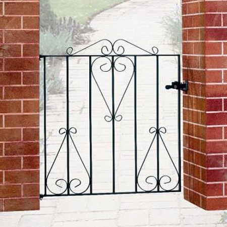 Classic Single Metal Gate