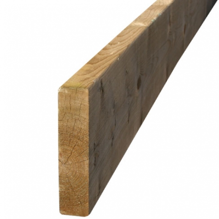 "regularised timber 47 x 200mm or 8"" x 2"" timber"