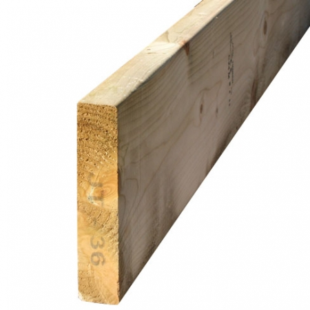 "regularised timber 47 x 225mm or 9"" x 2"" timber"