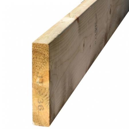 "regularised timber 47 x 225mm or 9"" x 2"" timber"