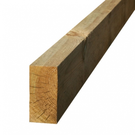 "sawn timber 47 x 100mm or 4"" x 2"" timber"