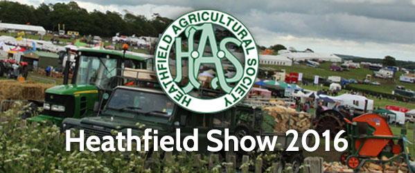 Heathfield Show 2016